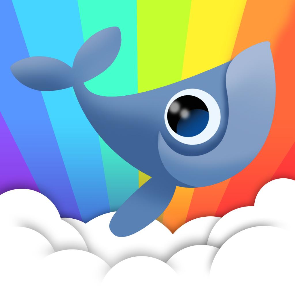 Whale Trail iOS